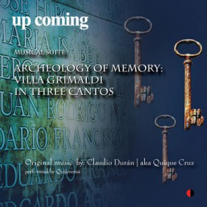Quique-cruz-Archeology-up-coming
